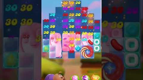 Candy Crush Friends Saga Level 521