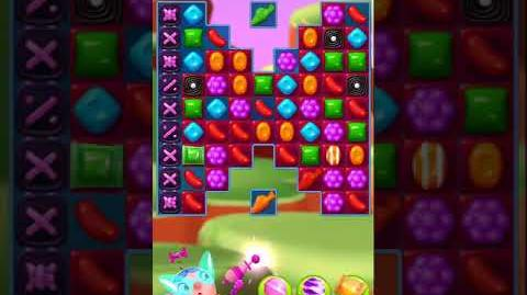 Candy Crush Friends Saga Level 167