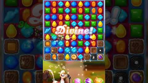Candy Crush Friends Saga Level 606