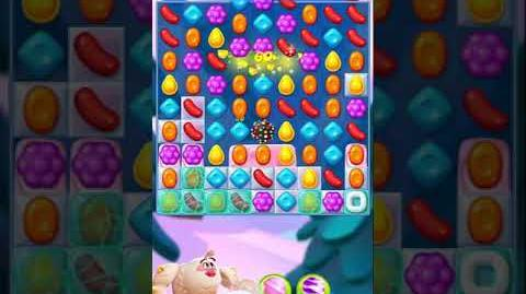 Candy Crush Friends Saga Level 28