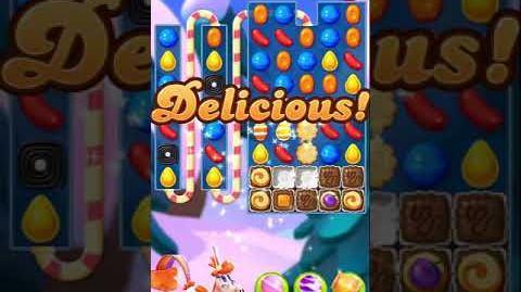 Candy Crush Friends Saga Level 105