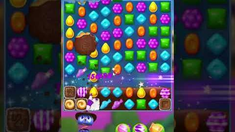 Candy Crush Friends Saga Level 1076