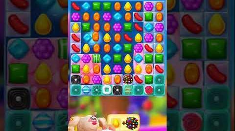 Candy Crush Friends Saga Level 134