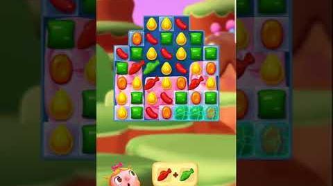Candy Crush Friends Saga Level 9