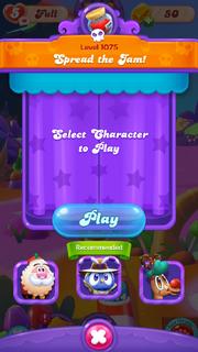 Select character1 Jam2