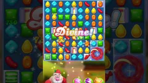 Candy Crush Friends Saga Level 690