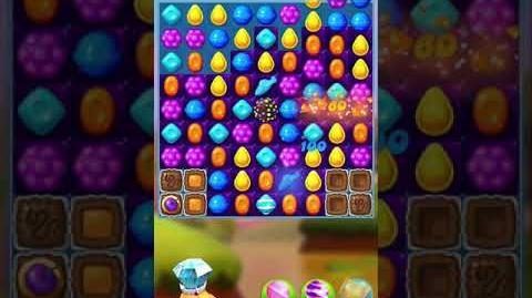 Candy Crush Friends Saga Level 1019