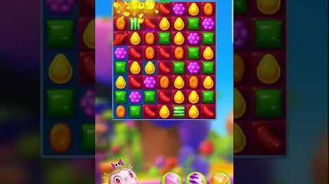 Candy Crush Friends Saga Level 61