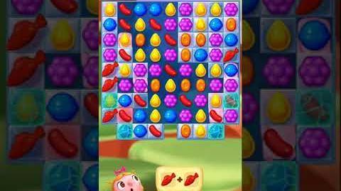 Candy Crush Friends Saga Level 10