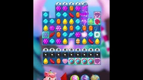 Candy Crush Friends Saga Level 1021