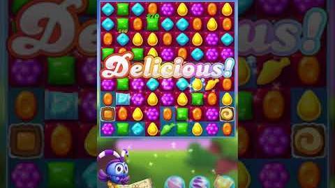 Candy Crush Friends Saga Level 646