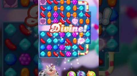 Candy Crush Friends Saga Level 1027