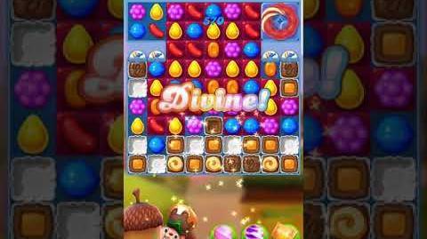 Candy Crush Friends Saga Level 610