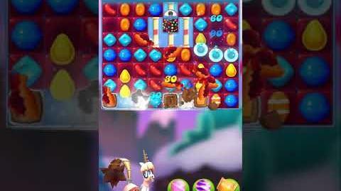 Candy Crush Friends Saga Level 622