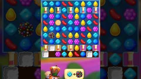 Candy Crush Friends Saga Level 673