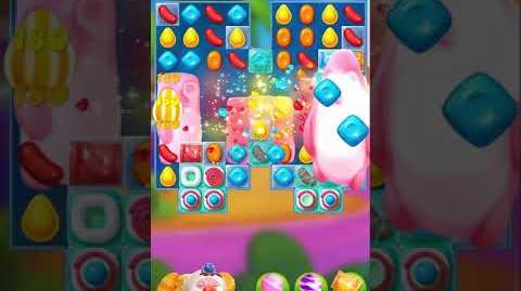 Candy Crush Friends Saga Level 672