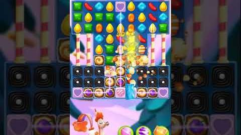 Candy Crush Friends Saga Level 107