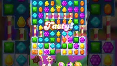 Candy Crush Friends Saga Level 1074