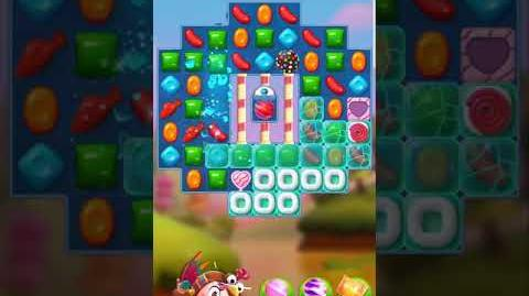 Candy Crush Friends Saga Level 615