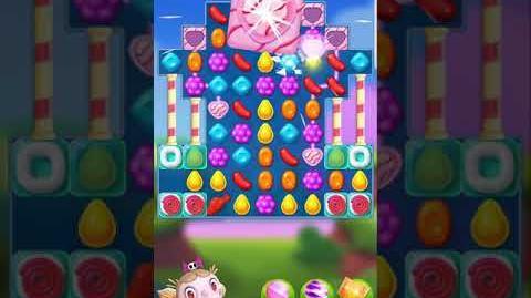Candy Crush Friends Saga Level 84 Tiffi