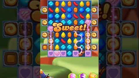 Candy Crush Friends Saga Level 52