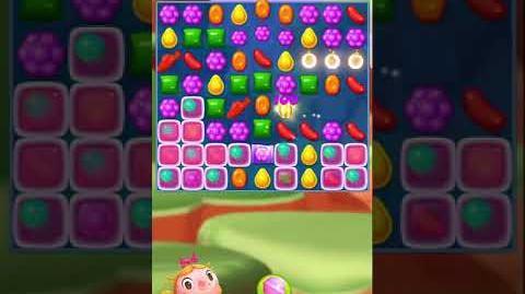 Candy Crush Friends Saga Level 8
