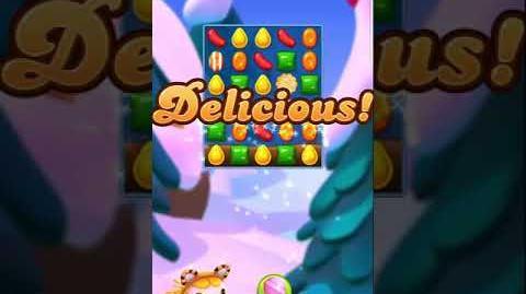 Candy Crush Friends Saga Level 21