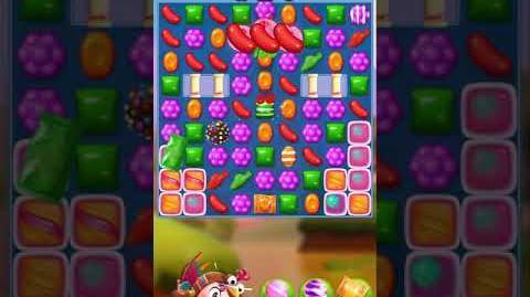 Candy Crush Friends Saga Level 613