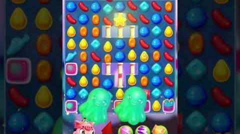 Candy Crush Friends Saga Level 1033