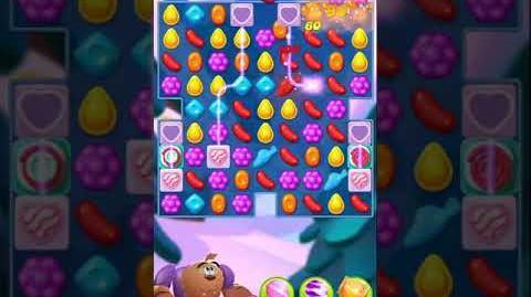 Candy Crush Friends Saga Level 166 Updated