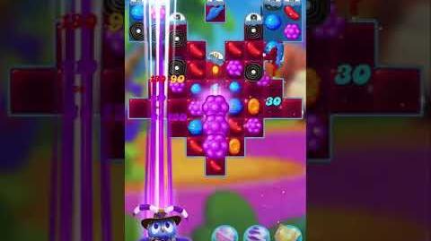 Candy Crush Friends Saga Level 666