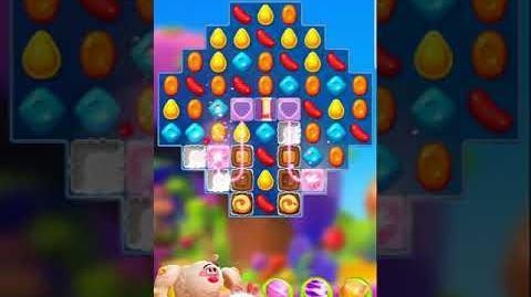 Candy Crush Friends Saga Level 127