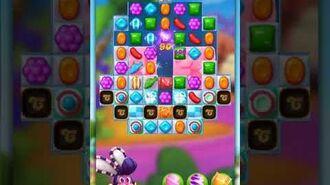 Candy Crush Friends Saga Level 3142