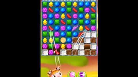 Candy Crush Friends Saga Level 25 - NO BOOSTERS 👩👧👦 SKILLGAMING ✔️