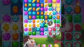 Candy Crush Friends Saga Level 3455