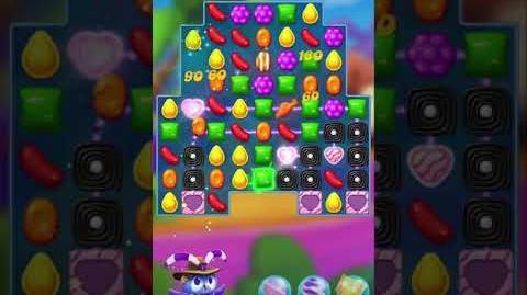 Candy Crush Friends Saga Level 676