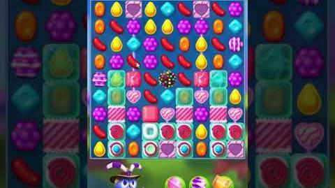 Candy Crush Friends Saga Level 1050