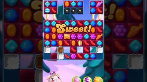 Candy Crush Friends Saga Level 110