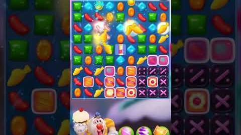 Candy Crush Friends Saga Level 625