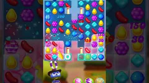 Candy Crush Friends Saga Level 1007