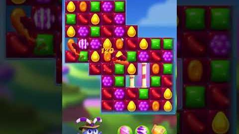 Candy Crush Friends Saga Level 1052