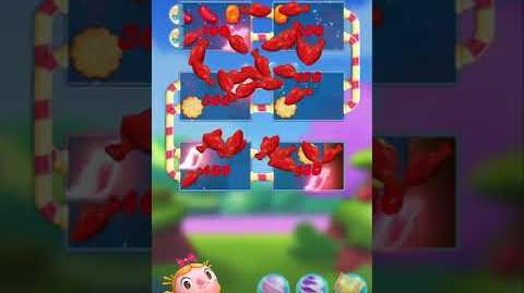 Candy Crush Friends Saga Level 651