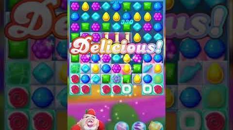 Candy Crush Friends Saga Level 667