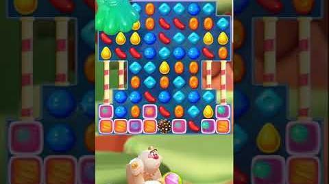 Candy Crush Friends Saga Level 20