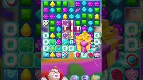 Candy Crush Friends Saga Level 664