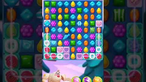 Candy Crush Friends Saga Level 66