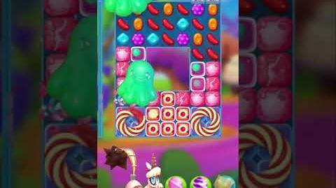 Candy Crush Friends Saga Level 1000