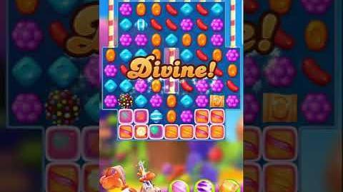 Candy Crush Friends Saga Level 122
