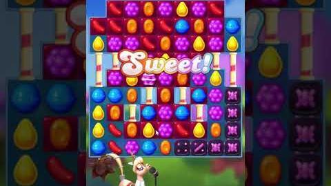 Candy Crush Friends Saga Level 1045