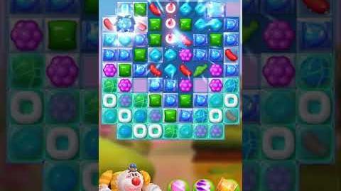 Candy Crush Friends Saga Level 614